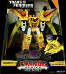 "Transformers Titanium Sunstorm (6"")"