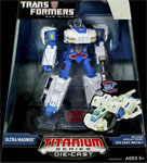 "Transformers Titanium Ultra Magnus - War Within (6"")"