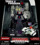"Transformers Titanium Megatron - War Within (6"")"