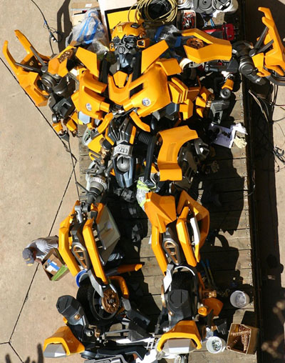 Bumblebee G1 Transformers