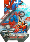 Transformers Crossovers Spider-Man