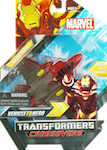 Transformers Crossovers Iron Man (jet)