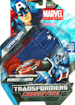 Transformers Crossovers Captain America (ATV)