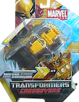 Transformers Crossovers Wolverine (brown/yellow)
