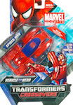 Transformers Crossovers Spider-Man (race car)