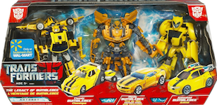Transformers (Movie) Legacy of Bumblebee