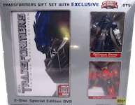 Transformers (Movie) Optimus Prime & Cliffjumper - Robot Heroes