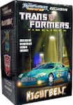 Transformers Timelines (BotCon) Nightbeat (TFCC)