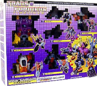 Transformers Timelines (BotCon) Piranacon (TFCC - Snaptrap, Nautilator, Skalor, Tentakil, Seawing and Overbite)