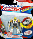 Transformers Animated Activators Patrol Bumblebee