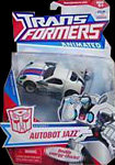 Transformers Animated Autobot Jazz