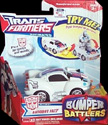 Transformers Animated Bumper Battlers Autobot Jazz