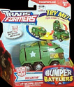 Transformers Animated Bumper Battlers Bulkhead