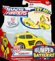 Transformers Animated Bumper Battlers Bumblebee