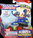Transformers Animated Bumper Battlers Nightwatch Optimus Prime