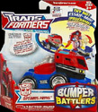 Transformers Animated Bumper Battlers Optimus Prime