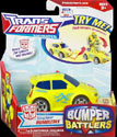 Transformers Animated Bumper Battlers Sting Racer Bumblebee