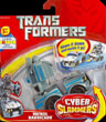 Transformers (Movie) Cyber Slammers Patrol Barricade