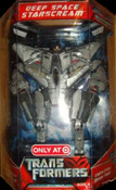 Transformers (Movie) Deep Space Starscream (Premium, Target exclusive)