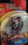 Transformers (Movie) Ramjet - Claw Slash