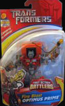 Transformers (Movie) FAB Fire Blast Optimus Prime