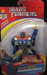 Transformers (Movie) Smokescreen - Sonic Shock