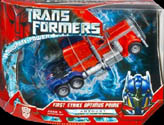 Transformers (Movie) First Strike Optimus Prime