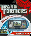 Transformers (Movie) Real Gear Hacker X3