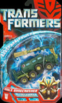 Transformers (Movie) Jungle Bonecrusher
