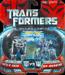 Transformers (Movie) Legends Battle Jazz vs. Ice Megatron