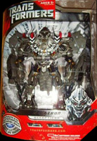 Transformers (Movie) Megatron (Premium)