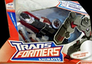 Transformers Animated Cybertron Mode Megatron