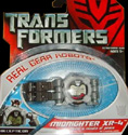 Transformers (Movie) Real Gear Midnighter XR-4