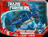 Transformers (Movie) Offroad Ironhide