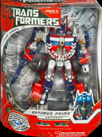 Transformers (Movie) Optimus Prime (Premium)