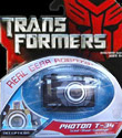 Transformers (Movie) Real Gear Photon T34