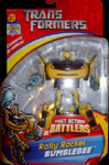 Transformers (Movie) FAB Rally Rocket Bumblebee