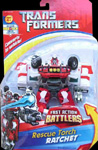 Transformers (Movie) FAB Rescue Torch Ratchet