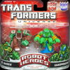 Transformers Universe Robot Heroes Rhinox vs. Waspinator (Beast Wars)