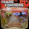 Transformers Universe Robot Heroes Rattrap vs. Megatron (Beast Wars)