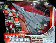 Transformers Universe Silverbolt (2008)