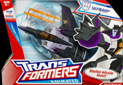 Transformers Animated Skywarp