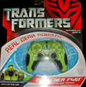 Transformers (Movie) Real Gear Twitcher F451