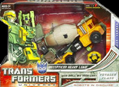 Transformers Universe Decepticon Heavy Load (with Drill Bit)