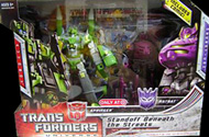 Transformers Universe Springer vs. Ratbat (Target exclusive)