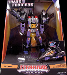 "Transformers Titanium Skywarp - War Within (6"", SDCC - Hasbro Toy Shop exclusive)"
