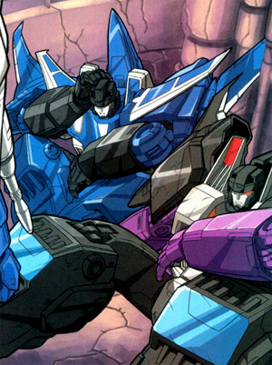 2008 Transformers War Within Skywarp