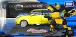 Transformers Alternity (Takara) Bumble - Champion Yellow