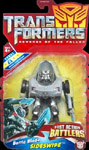Transformers 2 Revenge of the Fallen FAB Battle Blade Sideswipe