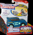 Transformers Animated Bumper Battlers Soundwave
